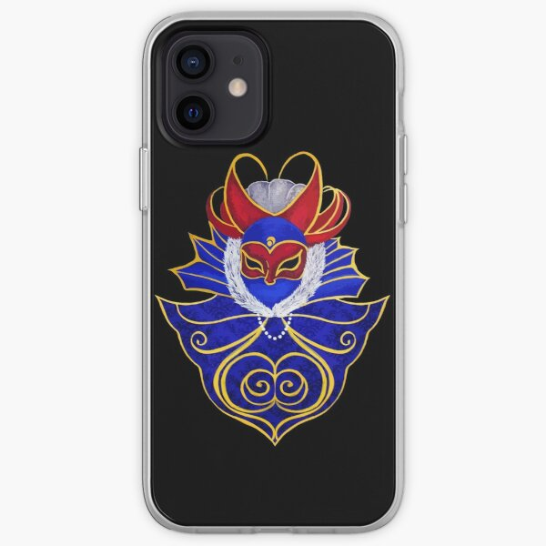 Carnival of Venice iPhone Soft Case