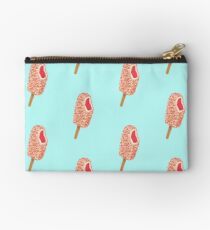 Strawberry Crunch Bar Studio Pouch