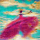 DANCER AND DRAGONFLIES 35 by Tammera