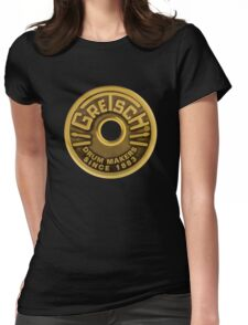 GRETSCH VINTAGE LOGO ROUND Womens Fitted T-Shirt