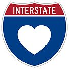 Interstate Love by Sun Dog Montana