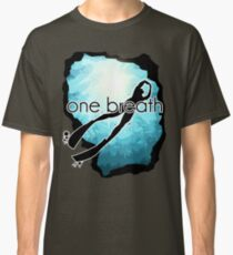 One breath: Freediving Classic T-Shirt