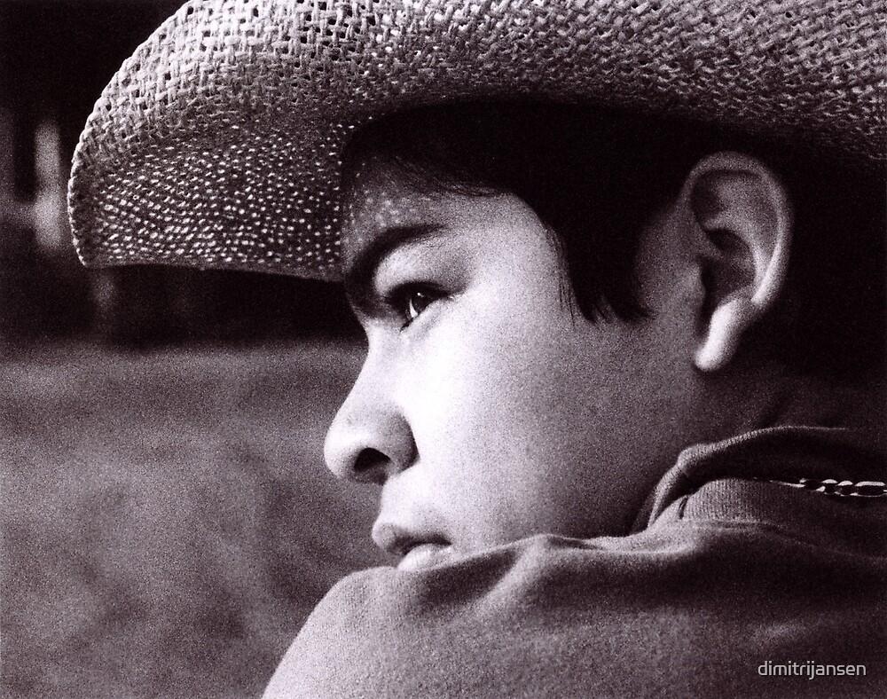 Portrait Rodeo by dimitrijansen