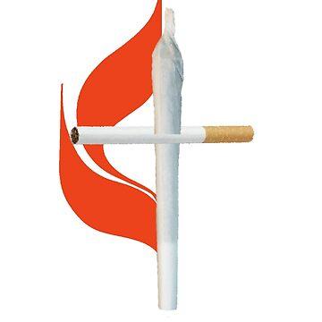 Cross-Faded Fire by neememes