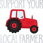 Support Your Local Farmer by Emily Cutter