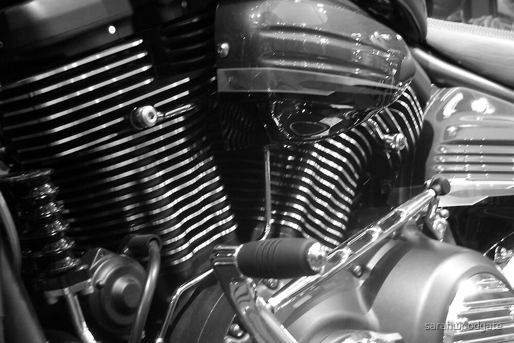 Motorbike 01 by sarahwoodgate
