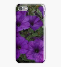 Purpley flower iPhone Case/Skin