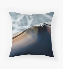 Overspill Throw Pillow