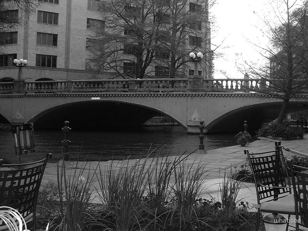 San Antonio Bridge by whatisee