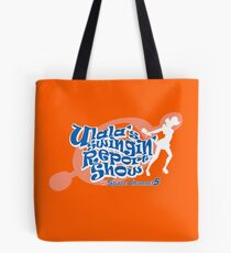 Space Channel 5 Tote Bag