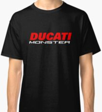 DUCATI MONSTER Classic T-Shirt