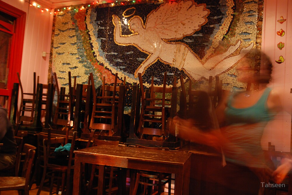 Mexican Cafe #2 by Tahseen