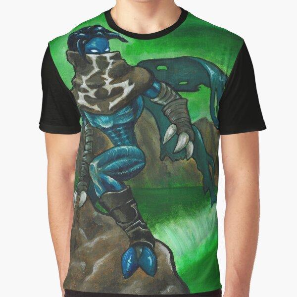 Raziel Graphic T-Shirt