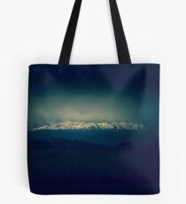 Blue Mount Roland Tote Bag