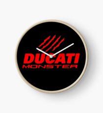 DUCATI MONSTER Clock