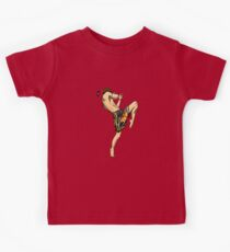 Muay Thai Kids Tee