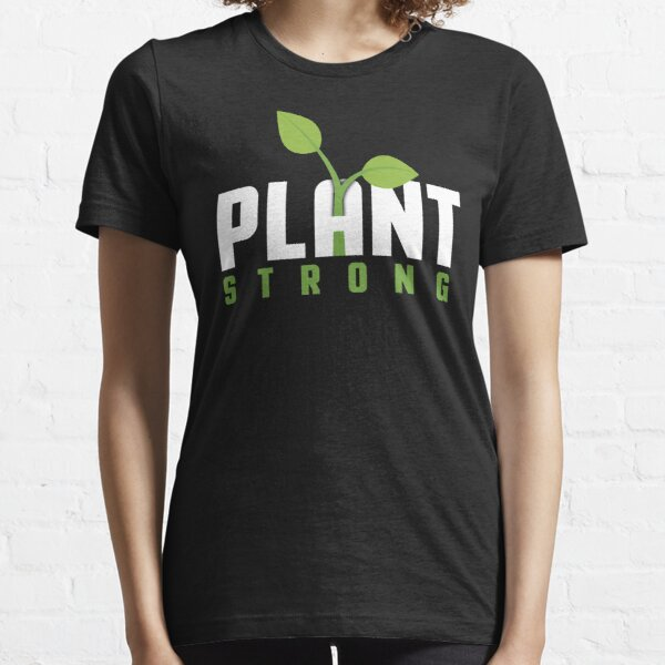 Plant Strong Essential T-Shirt