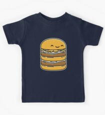 Happy Burger  Kids Tee