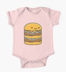 Happy Burger  One Piece - Short Sleeve