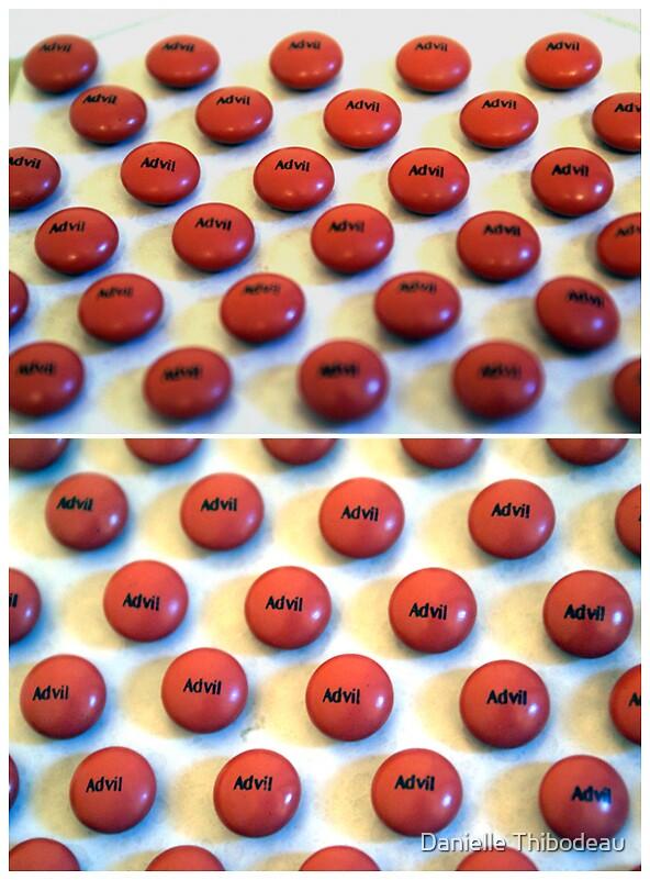 Advil by Danielle Thibodeau