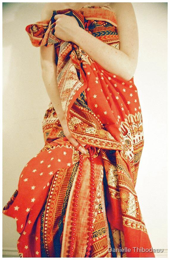 Red Robe by Danielle Thibodeau