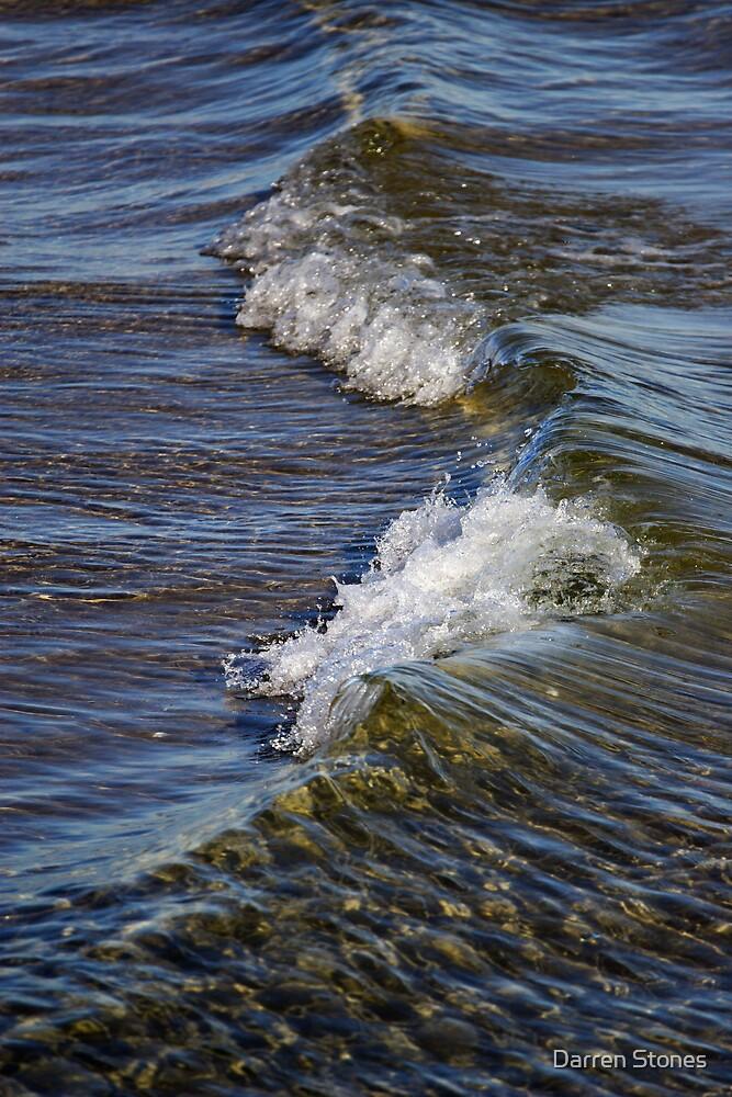 Wave at Albert Park Beach by Darren Stones