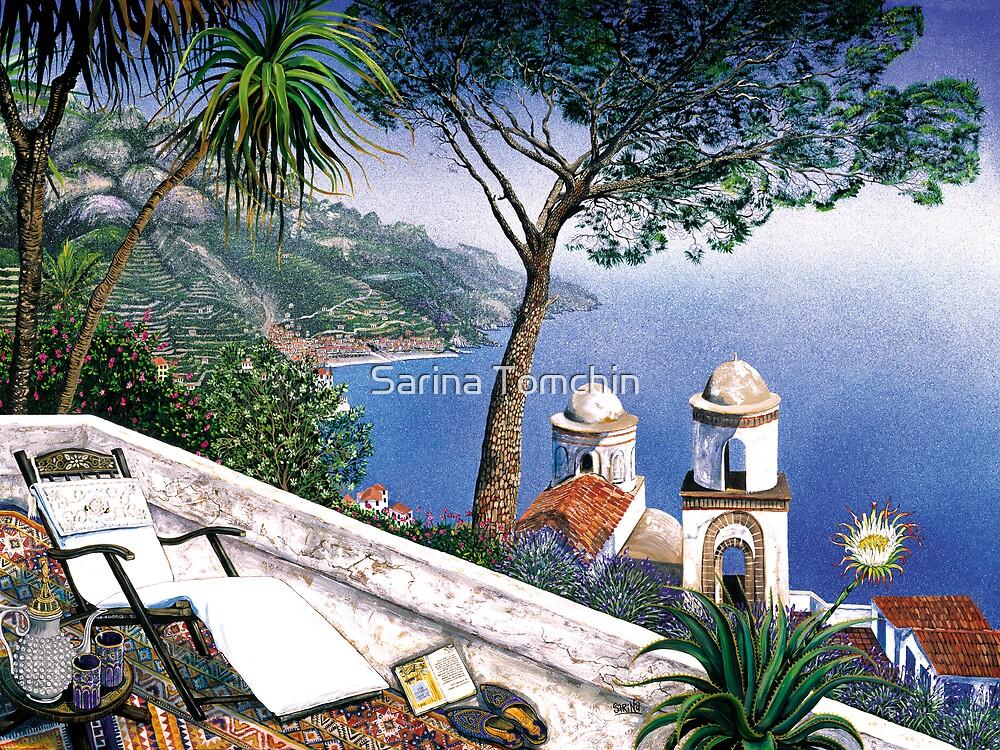 Costieria Amalfitano by Sarina Tomchin