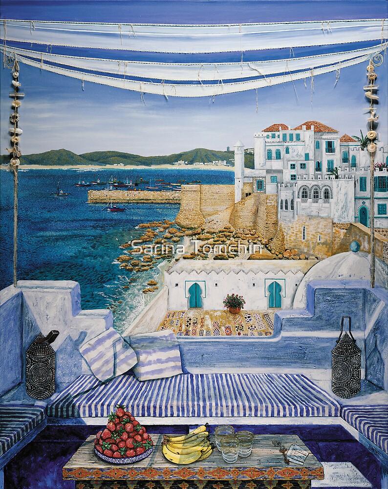 Asilah - Morocco by Sarina Tomchin