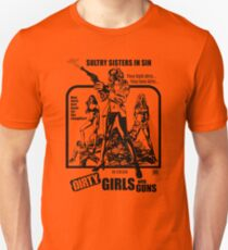 Dirty Guns With Guns T-Shirt