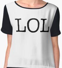 LOL Shirt - Kim Jong-Nam Assassin Girl Tee Women's Chiffon Top