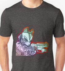 The Great Fox McCloud Unisex T-Shirt