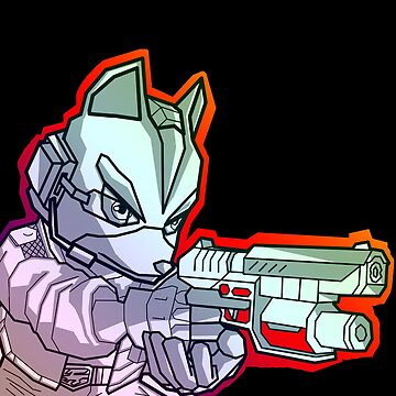 The Great Fox McCloud by triforceawakens