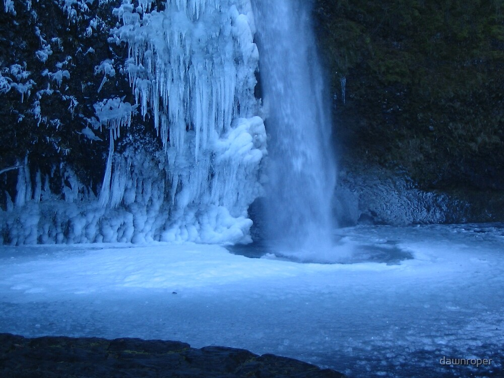 Frozen in Time by dawnroper