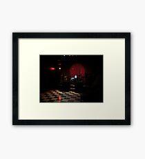 Funky-Jazz bar Framed Print