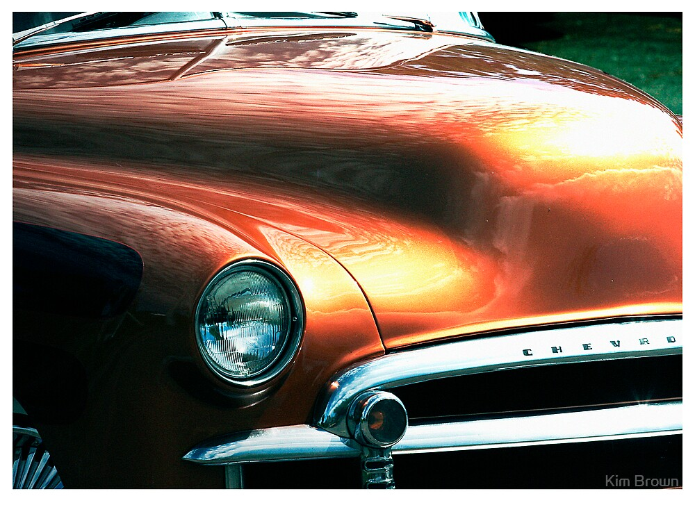 Chevro by Kim Brown