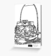 LINE : LINE camera 03 , Holga Greeting Card