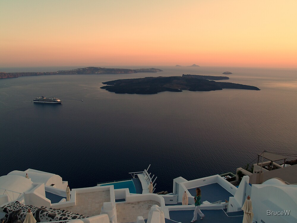 Santorini 4 by BruceW