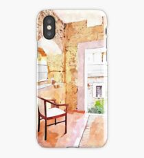 Chair iPhone Case/Skin