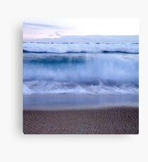 Portsea Winter Canvas Print