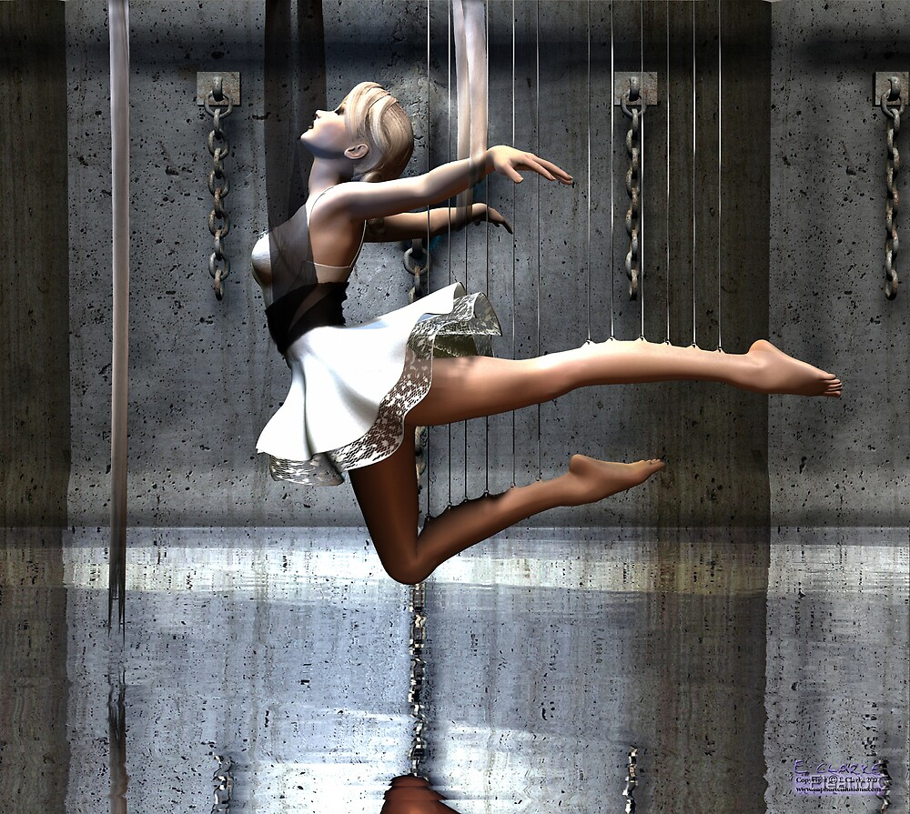 Dancer by EleanorC