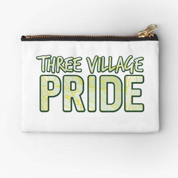 Three Village PRIDE Zipper Pouch