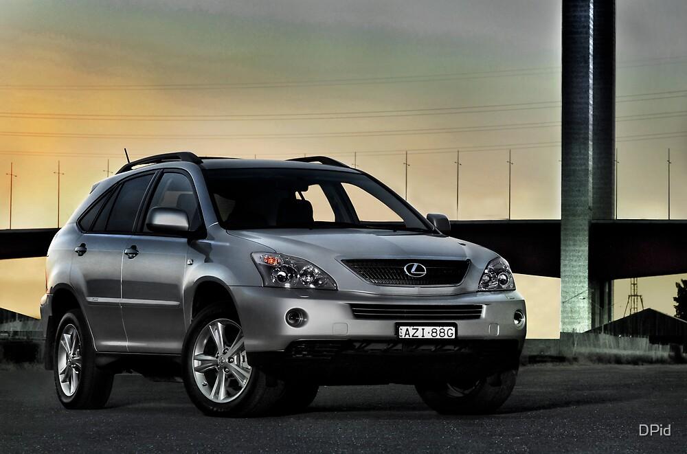 Lexus Hybrid by DPid