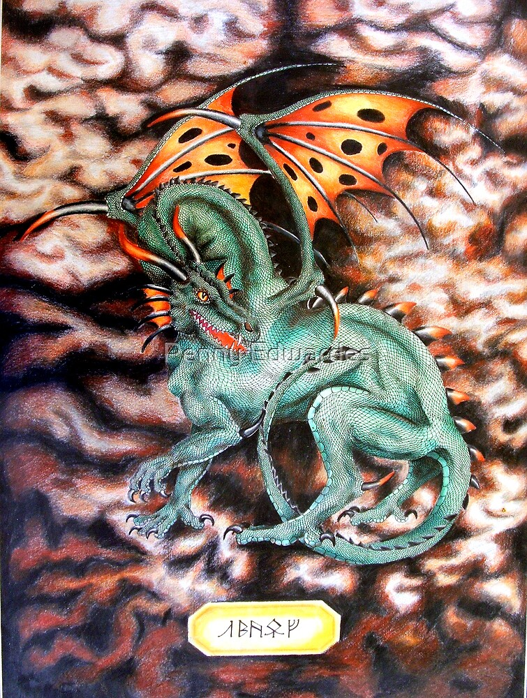 Smaug by Penny Edwardes
