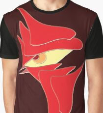 """year of the rooster"" abstract Graphic T-Shirt"