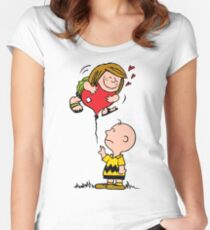 Patty and Charlie Women's Fitted Scoop T-Shirt