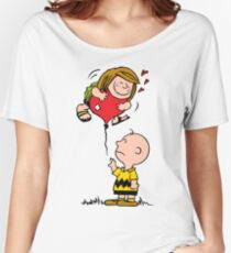Patty and Charlie Women's Relaxed Fit T-Shirt