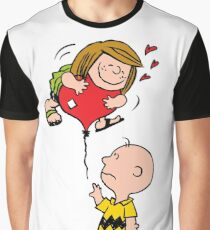 Patty and Charlie Graphic T-Shirt