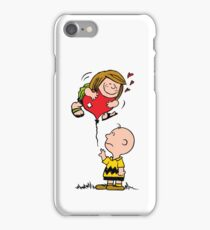 Patty and Charlie iPhone Case/Skin