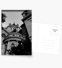 """""""cathedral 0.1"""" Postcards"""