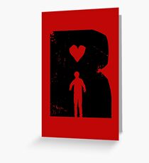 Dead Romantic Greeting Card